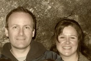 My husband, the introvert, who God has called to speak out. God desires to bless us if we will be obedient to his call.