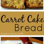 Chunky, fruity and nutty. This quick bread has the taste of a decadent carrot cake, but is made with fruits and vegetables, nuts and healthy coconut oil.