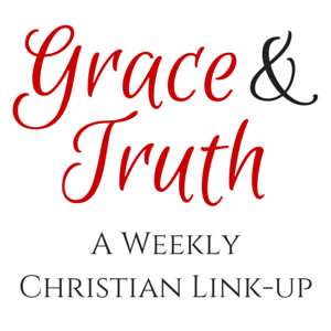 Grace & Truth is just one of the Link Ups where I contribute.