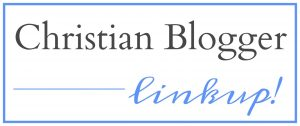 Christian Blogger Link Up is just one of the Link Ups where I contribute.