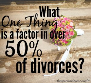 Marriage can be hard, let's do everything we can to make ours strong!