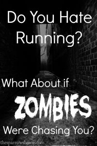 Do you hate running as much as I do? Would it help if zombies were chasing you? Check out my review of this free app.