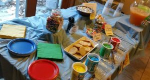 Easy to do ideas for a Harry Potter party!