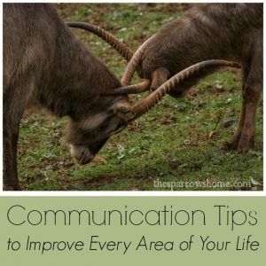 Want to have more pleasant communication, be more likely to get what you want, and have less arguments?