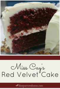 Classic, Southern Red Velvet Cake is so much more than just a fad.