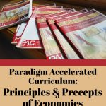 Paradigm Accelerated Curriculum: Principles of Economics. Could this curriculum be the