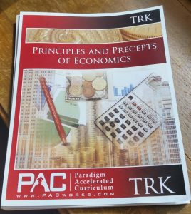 Paradigm Accelerated Curriculum: Principles of Economics. Could this curriculum be the right one for you?