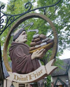 The Donut Friar: A must do in Gatlinburg!