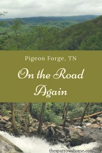 A trip to lovely Pigeon Forge, TN for a Christian conference.