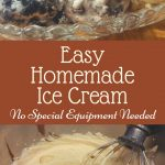 Easy Homemade Ice Cream. Would you make ice cream more often if you didn't need any special equipment?