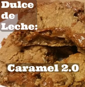 Two gooey recipes using Dulce de Leche. Decadant!!