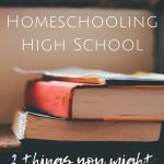 Earning credits in high school with dual enrollment and credit by exam are options worth exploring before you jump into homeschooling high school.