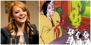 11 Disney Live Action Remakes...Emma Stone in talks to play Cruella de Vil