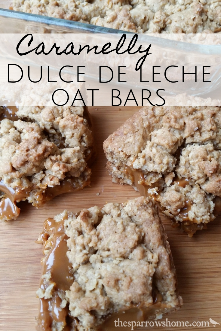 Love caramel? Ideas here on how to use decadent dulce de leche in a variety of ways, plus a recipe for rich dulce de leche oat bars. YUM!