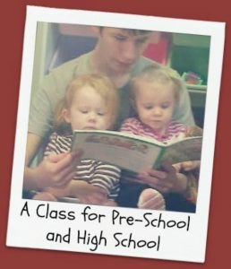 Links to lots of fun activities for pre-schoolers, as well as a Human Development course for teens.