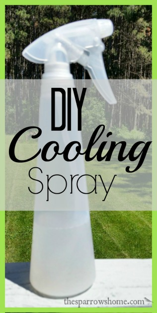 Diy After Sun Cooling Spray The Sparrow S Home