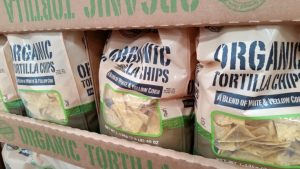 Organic Tortilla Chips are on my list of must buys at Costco.