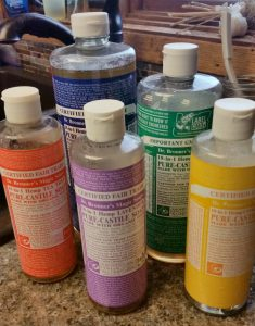 DIY foaming hand wash made from castile soap that will save you money!