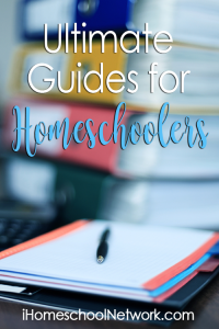 Ultimate homeschool guides