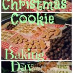 Get a group of friends together, spend a day baking, dipping, and decorating; and go home with a huge variety of Christmas cookies!