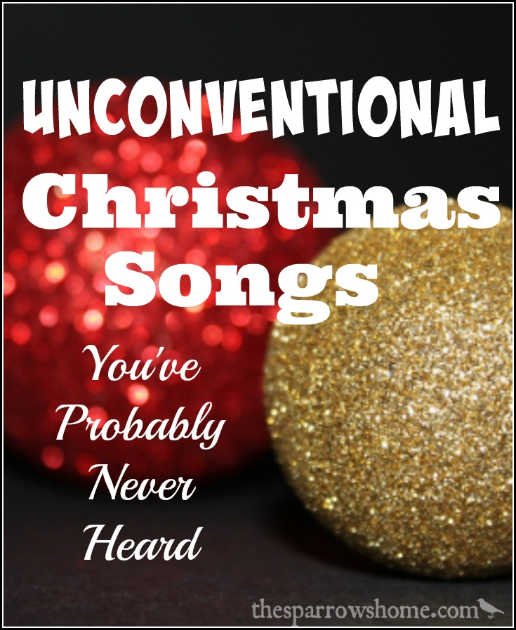 Some of these Christmas songs will make you cringe, some will make you laugh, others will be a welcome addition to your listening repertoire.