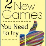 My family can't get enough of these two new games lately. One of them might be your new favorite, too!