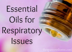 What are the best essential oils for respiratory issues?