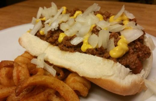 All-Star Hot Dog Chili