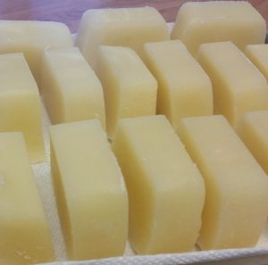 Make your own homemade soap!