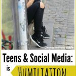 As if youth isn't full of enough opportunities to embarrass oneself locally. Are teens and social media a recipe for disaster?