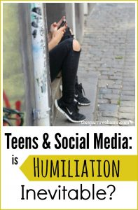 Are teens and social media a disaster waiting to happen? Click here to read some advice for young people who've been duped into believing that their every thought needs to be publicized.