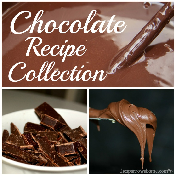Over 30 chocolate recipes for you to drool over.