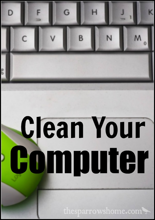 Click here for some suggestions for Clean Your Computer Day...and some other lesser known holidays.