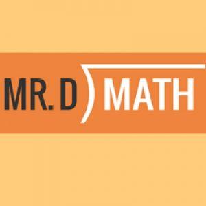Mr. D Math