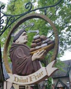 The Donut Friar: A must do in Gatlinburg!