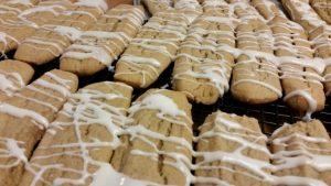 Cinnamon Stick Cookies.