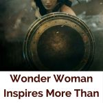 Wonder Woman inspires more than just little girls.