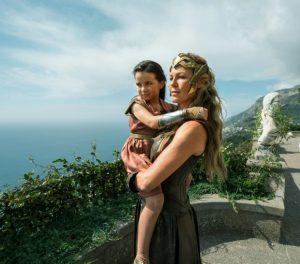 Wonder Woman inspires more than just little girls.