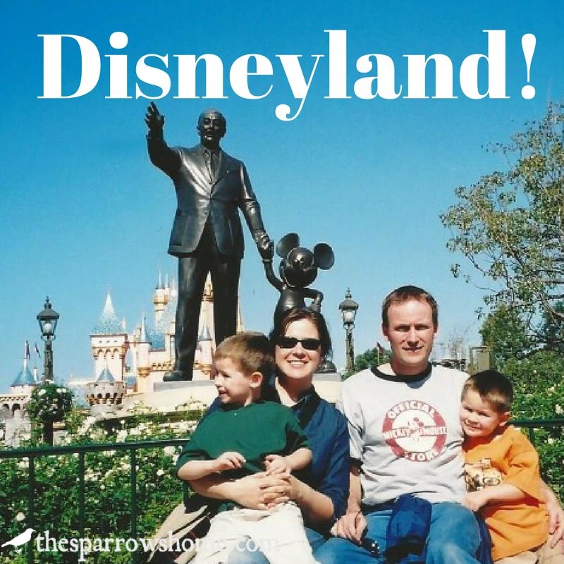 We love Disney vacations! This is exactly why we sometimes choose Disneyland over Disney World!!