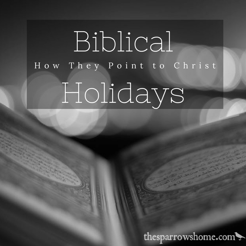 Deepen your faith and have fun: Learn how Biblical holidays point to Christ