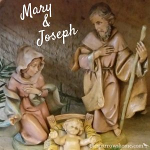 What Did God See in Mary  Joseph Free Printable Lesson  The