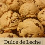 This easy recipe takes a recipe for sweetened condensed milk cookies and swaps it out for dulce de leche. The result is rich and yummy, especially when you add chocolate chips!