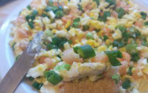 Curry Shrimp Spread