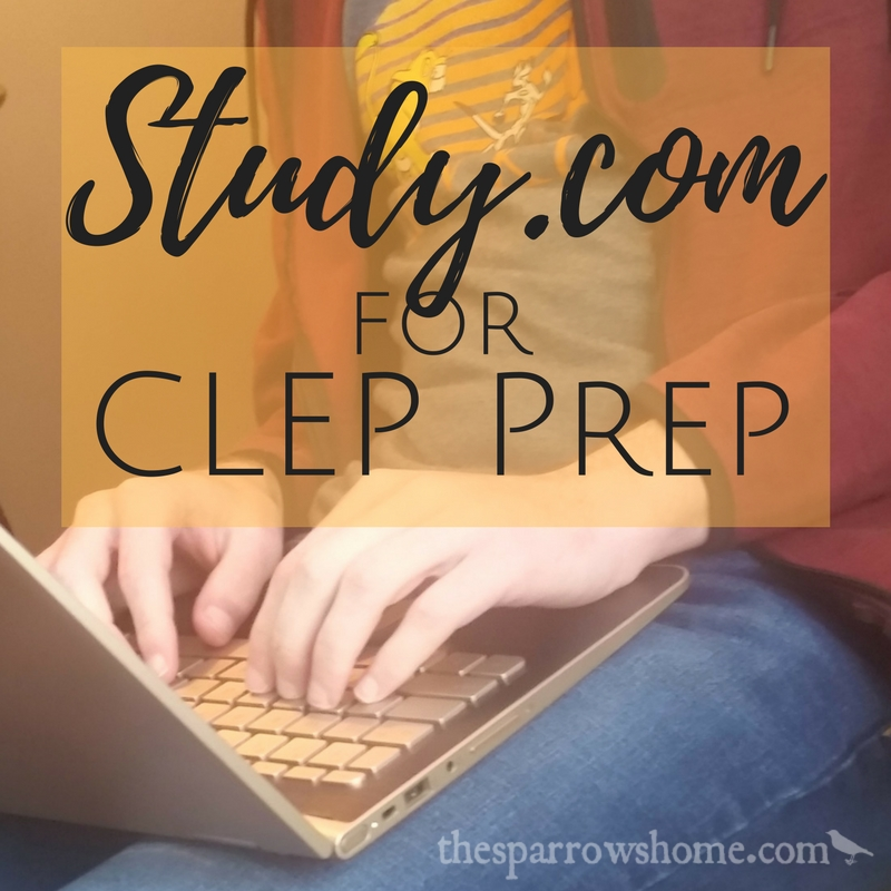6 Reasons to do your CLEP prep with Study.com