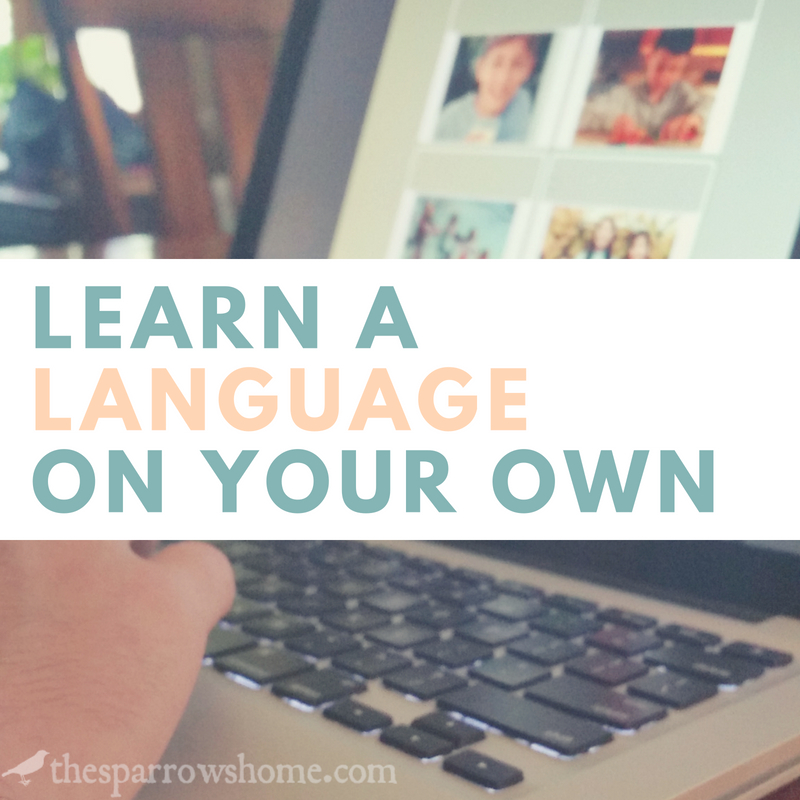 Ever wonder if you can learn languages on your own? | The