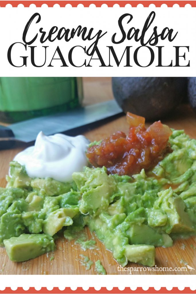 This easy guacamole comes together in a snap with just a few ingredients and hardly any chopping.