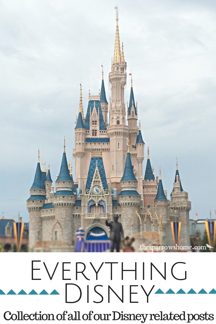 A collection of all of our Disney themed posts all in one place...From Disney trip advice to planning a Disney themed bridal shower, the Grey Stuff and more!