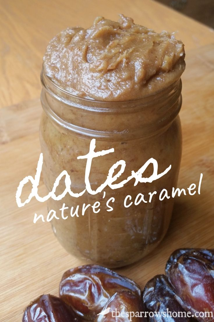 Date Paste: The natural caramelly sweetener that's full of nutrients
