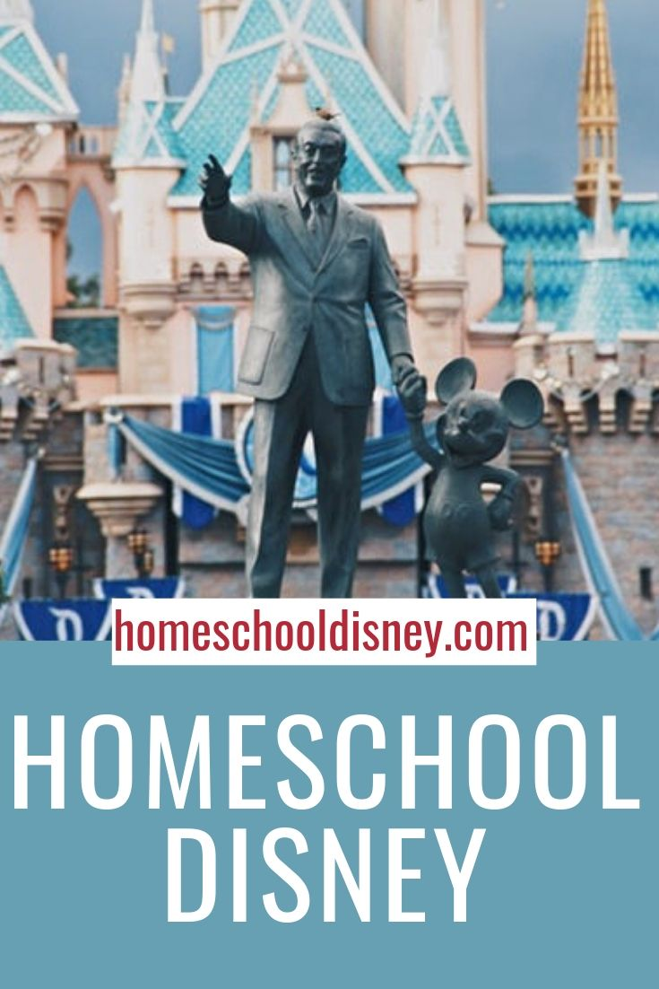 Homeschool Disney