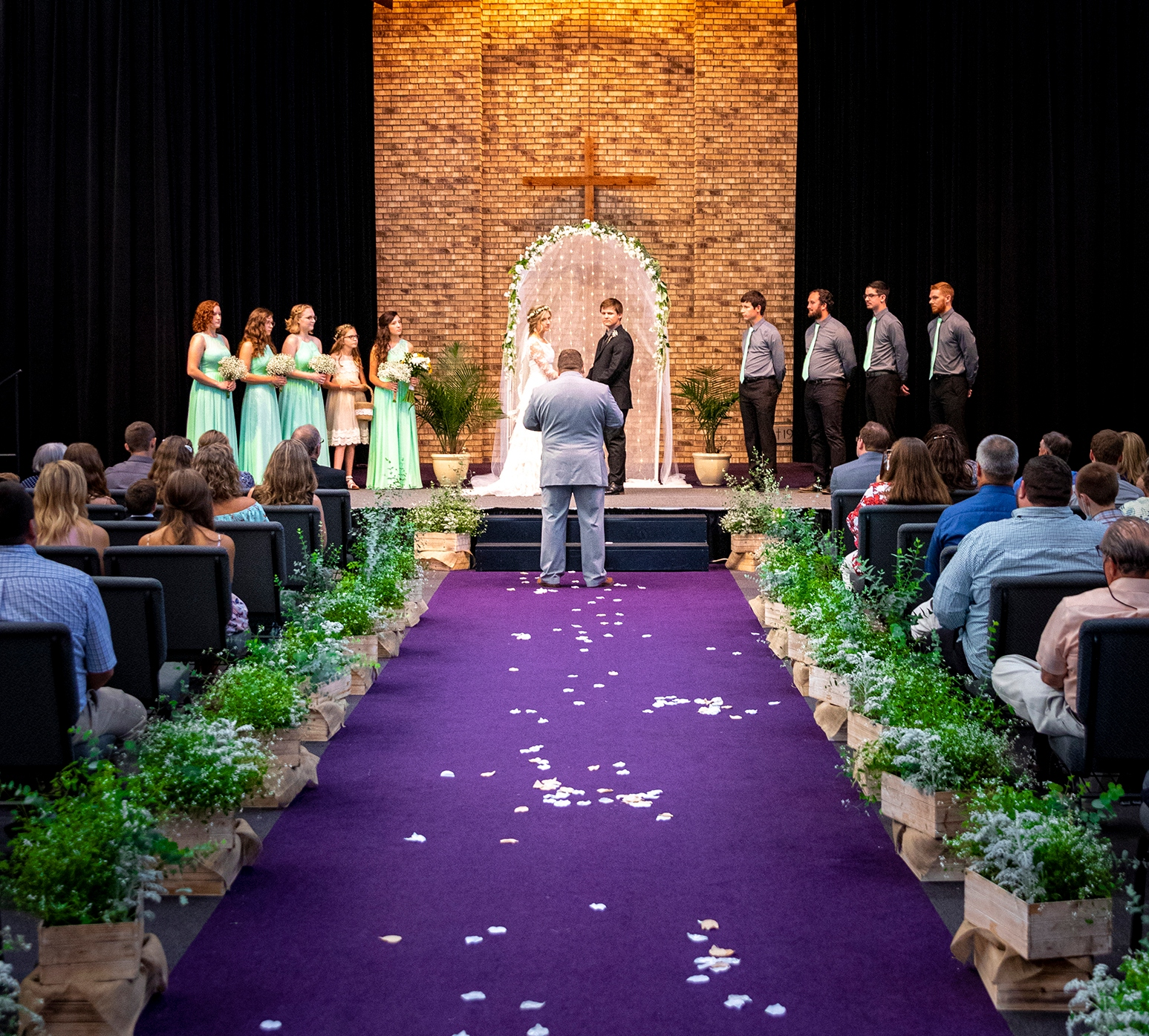 The new trend of simpler weddings is not only frugal, it's so much more personal!
